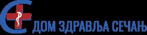 Dom Zdravlja Sečanj logo